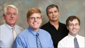 Carolina Allergy team of doctors